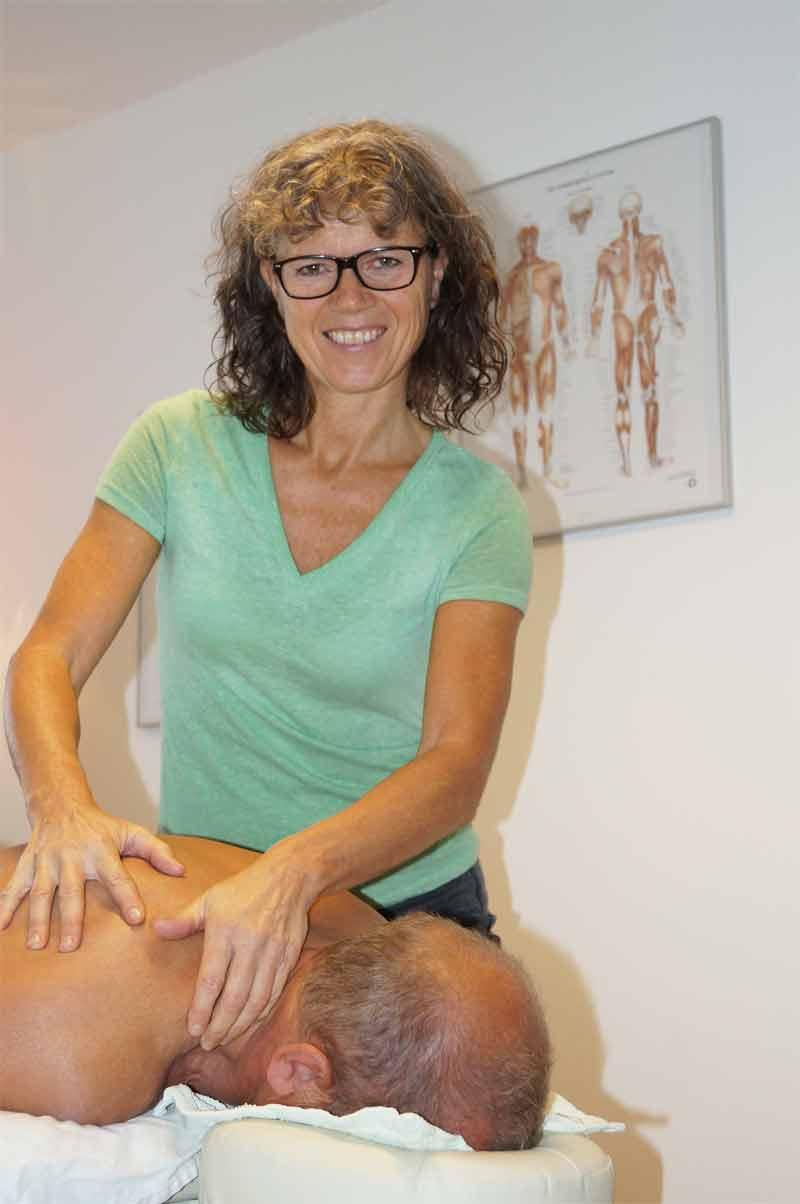 Massage til kroppen hos Berit Gammelby