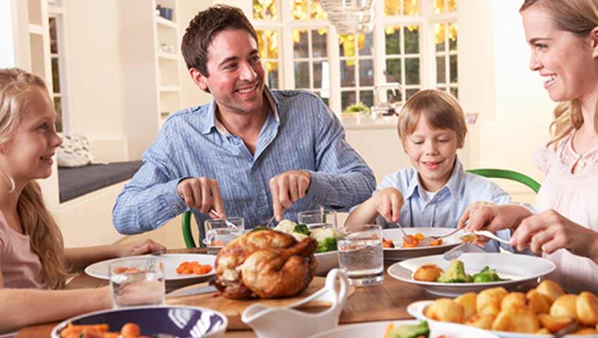 Berit Gammelby - Familiens kostvaner har stor indflydelse på den generelle trivsel i familien og for de enkelte familiemedlemmer.