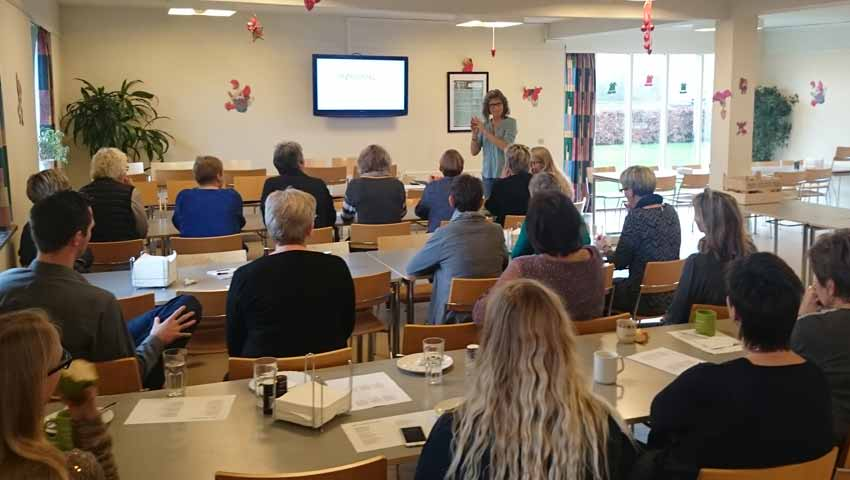 Berit Gammelby - Foredrag om kostvejledning - Individuelle målgrupper efter aftale