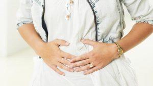 Fordøjelses problemer, oppustet mave og mavesmerter kan helbredes med kostomlægning hos Berit Gammelby