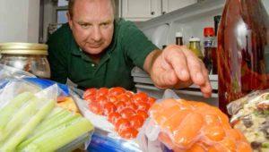 Mætheds problemer og konstant trang til mad kan helbredes med kostomlægning hos Berit Gammelby