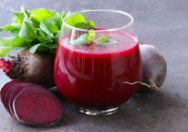 Rødbede juice er sundt for leveren og styrker dens udrensnings funktion - Et godt råd fra Kostvejleder Berit Gammelby